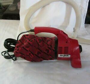 Vintage Royal Dirt Devil Hand Vacuum  With hose -Works Good- Estate find