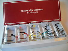 KAMEI GLASSES HIGH TONE ORIGINAL GIFT COLLECTION