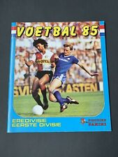 PANINI NETHERLANDS  VOETBAL85 1985 Perfect CONDITION Empty Album Vide Vuoto Leer