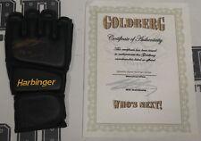 Bill Goldberg Signed Harbinger MMA Glove PSA/DNA COA WCW Style WWE Autograph 173