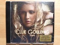 Ellie Goulding - Lights / CD neuwertig / incl. Starry Eyed - Under the Sheets