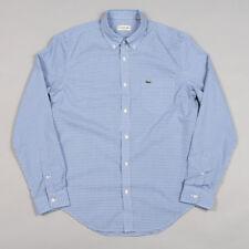 Lacoste ls compruebe Camisa CH6302-Turquin Azul/Filipinas 3AY