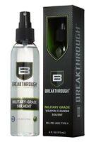 Breakthrough Clean 6oz Military Grade Gun Cleaner Solvent Spray Bottle