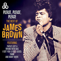 James Brown - Please, Please, Please - The Best Of - 3 CD SET - BRAND NEW SEALED