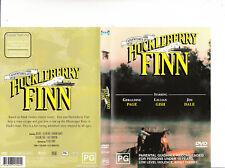 Adventures of Huckleberry Finn-1985-Geraldine Page-[212 Minutes]- Movie- DVD