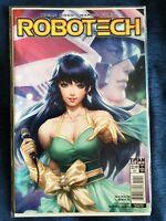 Robotech #1 - First Print - Artgerm Cover!