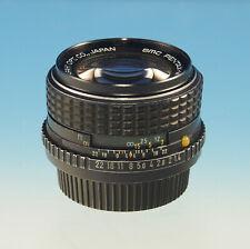 SMC Pentax-M 1.4/50mm für Pentax K - (30293)