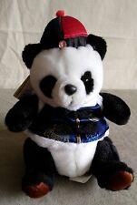 LONGBO China Panda Bear Traditional Plush Toy
