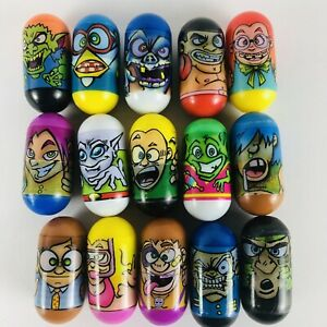 Mighty Beanz Beans Lot (15)