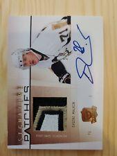 2009/10 Parche Cup Evgeni Malkin autógrafo The Jersey tarjeta #SP - em 11/75