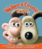 Wallace and Gromit - The Complete Collection ( New Blu