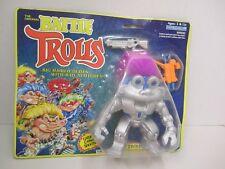 The Original BATTLE TROLLS -TROLLBOT- ROBOT Big Haired Dudes with Bad Attitudes