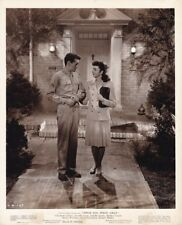 JENNIFER JONES ROBERT WALKER Original Vintage SINCE YOU WENT AWAY Selznick Photo
