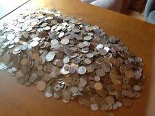 Rare: lot 50 pièces de monnaies françaises avant 1960.