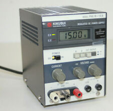 Kikusui PAB18-1.8A Regulated DC Power Supply
