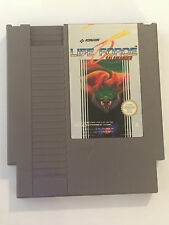 NINTENDO ENTERTAINMENT SYSTEM NES UK PAL GAME CARTRIDGE LIFE FORCE SALAMANDER
