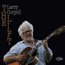 The Lift [Digipak] by Larry Coryell (CD, Mar-2013, Wide Hive Records)
