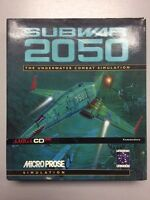 Commodore Amiga Cd - Subwar 2050