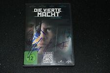MAX RIEMELT & MORITZ BLEIBTREU signed Autogramm In Person DVD DIE VIERTE MACHT
