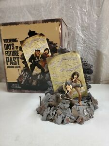 DYNAMIC FORCES WOLVERINE: DAYS OF FUTURE PAST DIORAMA STATUE 41/300AP