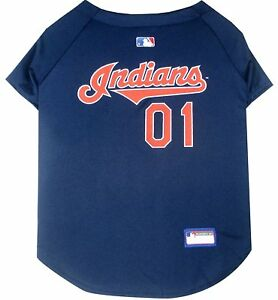 Pets First MLB Mesh Jersey for Dogs - Licensed, available in 29 Teams 7 Sizes.