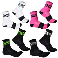 Unisex Cycling Low Socks Anti-sweat Breathable Outdoor Sport Running Bicycle Lot