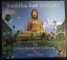 Arno Elias & Allain Bougrain Dubourg – Buddha Bar Nature Box CD+DVD VG+/NM