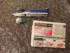 TRANSFORMERS DELUXE RID ROBOTS IN DISGUISE RAILSPIKE 100% complete