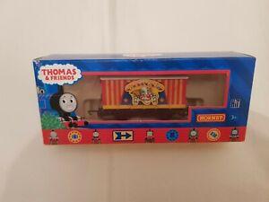 HORNBY R9209 Thomas The Tank Engine & Friends CIRCUS VAN NEW OO GAUGE