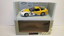 1:18 UT MODELS CHEVROLET CORVETTE PACE CAR 2000 DAYTONA MIB  (1:18 46)