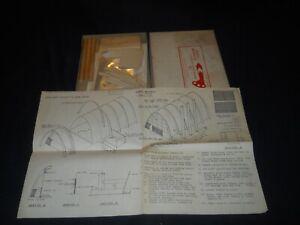 TT Scale Jewel Models Basic Power House Kit