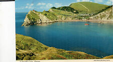 Postcard  Dorset  Lulworth Cove  uposted Hinde