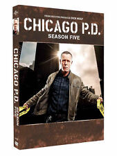 BRAND NEW Chicago P.D. Season 5 FIVE 5TH (DVD,2018,5-Disc)  FREE SHIPPING!!