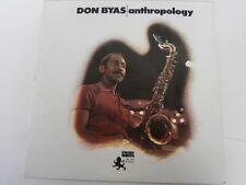 DON BYAS - Anthropology - Black Lion BL160 - LP