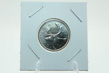 Canada 25 Cent Quarter Collection - 1987 High Grade UNC From Mint Roll