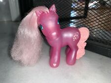 My Little Pony McDonald's Happy Meal Toy Wisteria 2005 Pink Cascading Tulips #7