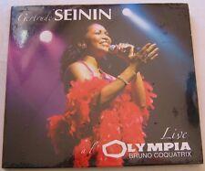 GERTRUDE SEININ  (CD) LIVE A L'OLYMPIA    NEUF SCELLE DIGIPACK