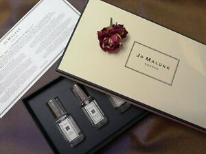 Gift set Jo Malone 5x9 ml, 0.3 oz. original new with box is for sale! SALE!!