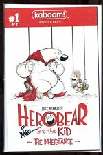 HEROBEAR AND THE KID INHERITANCE #1 NEAR MINT VARIANT COVER