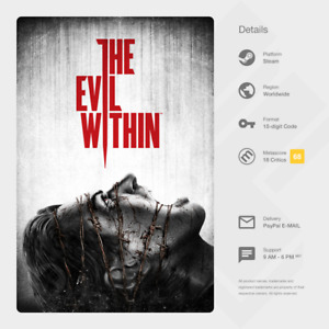 The Evil Within (PC) - Steam Key [GLOBAL, INSTANT]
