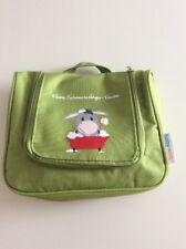Kosmetiktasche Babywelt Baby Tasche Rossmann Neu Kulturtasche Kulturbeutel grün