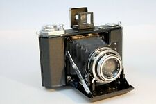 Zeiss Ikonta 521/16 Folding Camera for 6x6cm on Roll Film with f3.5 Tessar Lens
