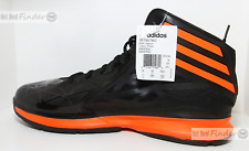 NEW ADIDAS CRAZY FAST 2 = SIZE 17 =  MEN'S BASKETBALL SHOES  D74194