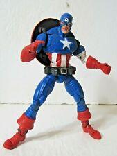 "Marvel legends Face off 2 pack series Captain America 6"" action figure"
