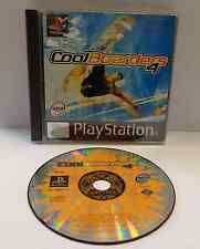 Game Console Game Sony Playstation PSOne Play PSX PAL Cool Boarders 4 Snow Snow