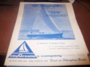 The Wonderful New Horizons Boating Brochure