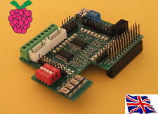 Rs-Pi SPI 23s17 x2 - uln2803 x2 32bit GPIO multi-function Board for Raspberry Pi