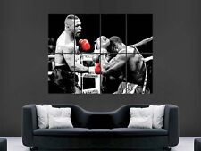 Mike Tyson Vs Frank Bruno Boxeo Poster Print Gigante