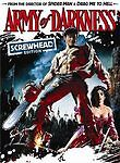 Army of Darkness (DVD, 2009, Screwhead Edition) NEW Sam Raimi Bruce Campbell