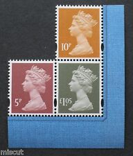 DY19 - 2016 - Beatrix Potter -  M16L + MPIL 5p, 10p, £1.05 MACHINS